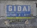 Image for Ancien Panneau Publicitaire à Chantilly