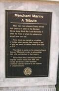 Image for Merchant Marine - A tribute ~ Lexington, MO