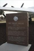 Image for FIRST - Tornado Forecast - Tinker Air Force Base, Oklahoma City, OK