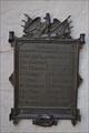 Image for Blumhardt Kirche Franco-Prussian Denkmal - Möttlingen, Germany