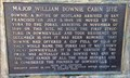 Image for Major William Downie Cabin Site — Downieville, CA