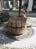Image for Millstone Fountain - Füssen, Germany, BY