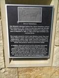 Image for Oscar Robertson - Flower Mound Heritage Walk - Flower Mound, TX