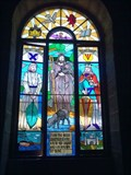 Image for Stained Glass - St David's Church, Mossman, Queensland