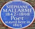 Image for Stephane Mallarme - Brompton Square, London, UK