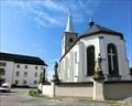 Image for Church of Advancement of St. Cross - Hustopece nad Becvou, Czech Republic