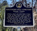 Image for Southern Hill Cemetery - Gadsden, AL