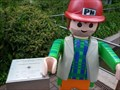 Image for N49°25.8558'/E10°56.5020 - Geodätischer Referenzpunkt - Playmobil Funpark Zirndorf, Germany, BY