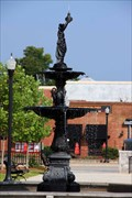 Image for Cooke Fountain – Town Park – Madison, GA.