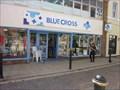 Image for Blue Cross Charity shop, Warwick, England