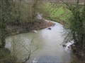 Image for River Leam Swimming Hole - Near Birdingbury, Warwickshire, UK