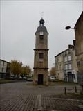 Image for la tour de l horloge - Sauze Vaussais, France