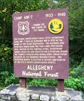 Image for Camp ANF-7 (Hoffman Farm) - Allegheny National Forest - McKean County, Pennsylvania