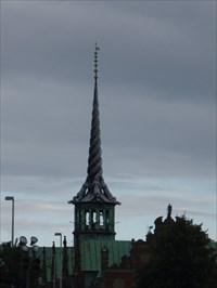 Old Copenhagen Stock Exchange Tower - Copenhagen, Denmark