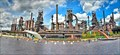 Image for Bethlehem Steel Mill - Bethlehem PA