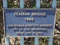 Image for Yeaman Bridge - 1985 - Katoomba Rail Line, NSW, Australia