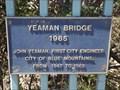 Image for Yeaman Bridge - 1985 - Katoomba Rail Line, NSW, Australia