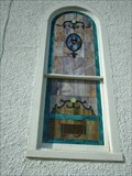 Image for Mt Zion Baptist Church Stained Glass Windows - Warrenton, VA USA.