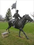 Image for Ft. Sheridan Centennial Legacy Statue - Ft. Sheridan, IL