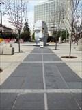 "Image for 39°N 44' 25"", 104°W 59' 24"" - Wellington E. Webb Municipal Office Plaza - Denver, CO"