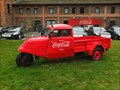 Image for Coca Cola vehicle, Bad Neuenahr - Rheinland-Pfalz / Germany