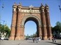 Image for Arc de Triomf - Barcelona, Spain