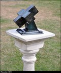 Image for Sundial at King William's Temple - Royal Botanic Gardens at Kew (London, UK)