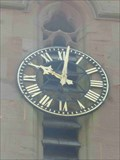 Image for Clock, All Saints, Wribbenhall, Worcestershire, England