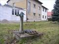 Image for Pumpa u krizovatky, Hostoun u Prahy, CZ