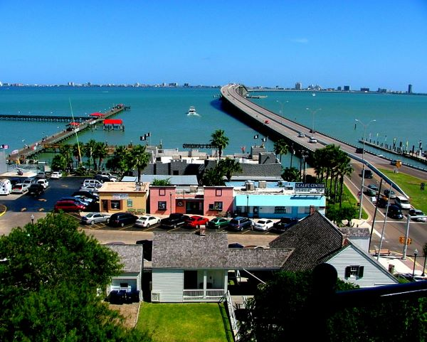 Point isabel lighthouse port isabel texas u s for Port isabel fishing