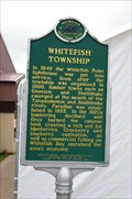 Image for Whitefish Township - Paradise MI
