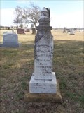 Image for FIRST Burial in Plainview Cemetery - Near Krum, TX