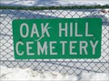 Image for Oak Hill Cemetery, Downers Grove, IL