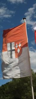 Image for CoA Municipality Altenahr - Flag Mayschoß - Rheinland-Pfalz / Germany