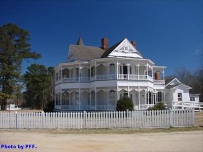 Brilliant Blue John House Laurinburg Nc U S National Register Download Free Architecture Designs Pushbritishbridgeorg
