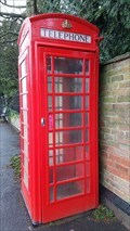 Image for Red Telephone Box - Main Street - Newbold Verdon, Leicestershire