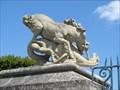 Image for Licorne combattant un dragon – Sceaux, France
