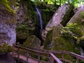 Image for Nelson Ledges Waterfall