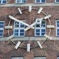 Image for Uhr am Wilhelm-Marx-Haus - Düsseldorf, Germany