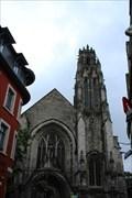 Image for L'église Saint-Jean-Baptiste « adore » le Christ, nuit et jour - Arras, France