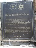 Image for Spring Lake Picnic Grove - Payson, Utah