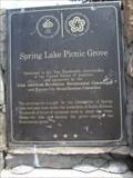 Image for Spring Lake Picnic Grove - Payson, Utah