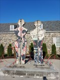 Image for Section of the Berlin Wall -  BreakFree- Hyde Park, NY