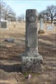 Image for W.A. Henry - Sandy Cemetery - Ravenna, TX
