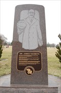 Image for Dr. James Naismith Memorial - Lawrence, Ks