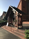 Image for Christ Church Episcopal Lychgate - Alameda, CA