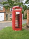 Image for Wappenham Village  Telephone Box  -Northants