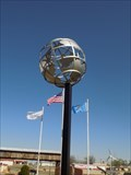 Image for Earth Globe at Rt. 66 Park - Weatherford, OK