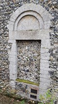 Image for Blocked north doorway - St Peter - Baylham, Suffolk