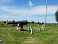 Image for Naval Cannon in Rosewood Cemetery - Palmyra, NE